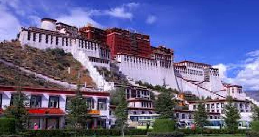 03 Nights 04 Days Lhasa Tour fly in fly out