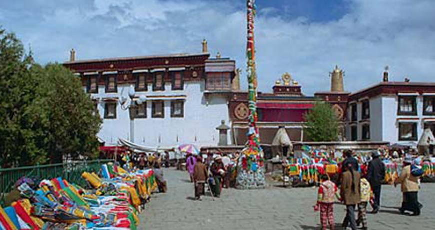 04 Nights 05 Days Fly In Fly Out Lhasa Tibet Tour Package