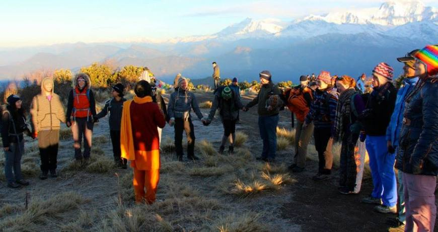 10 days Nepal Yoga Tour package