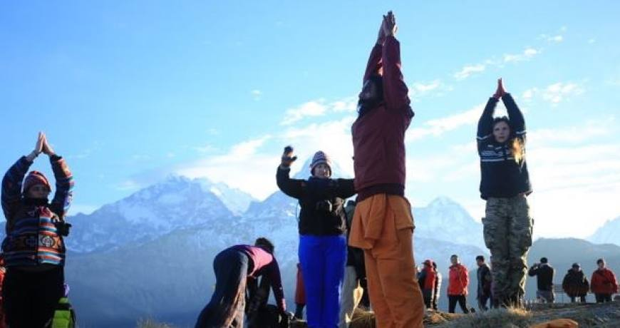 7 days Nepal yoga Tour package