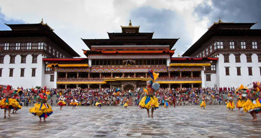 Cultural Holiday in Bhutan