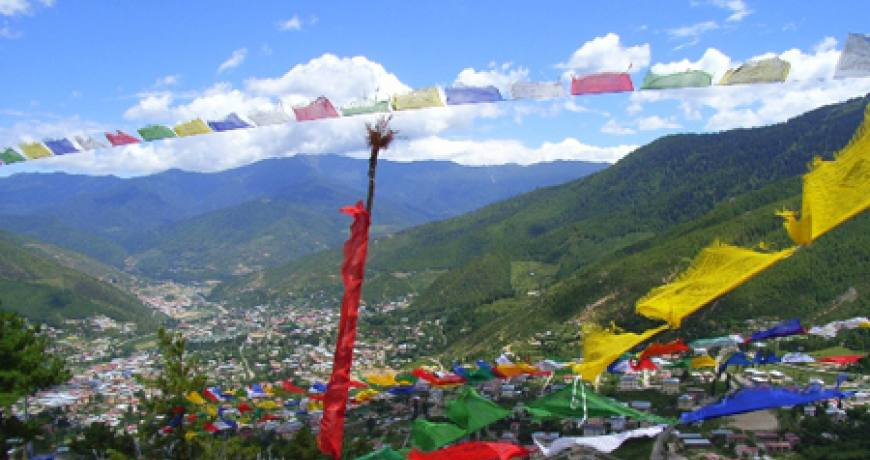 Himalayas Tour in Bhutan