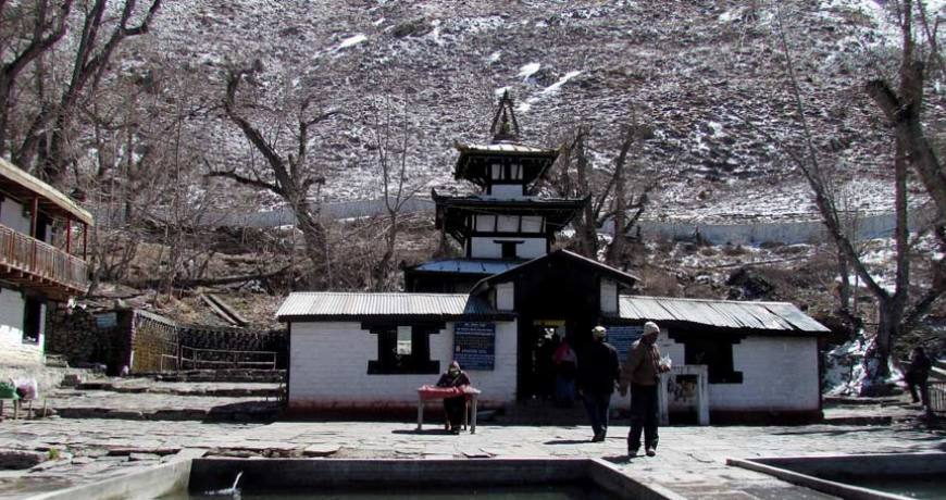 Muktinath Tour Package