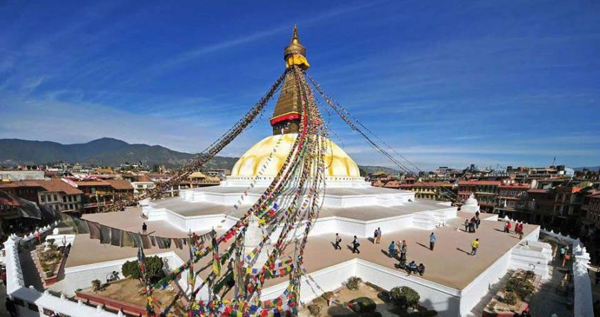 Nepal Luxury Tour Package