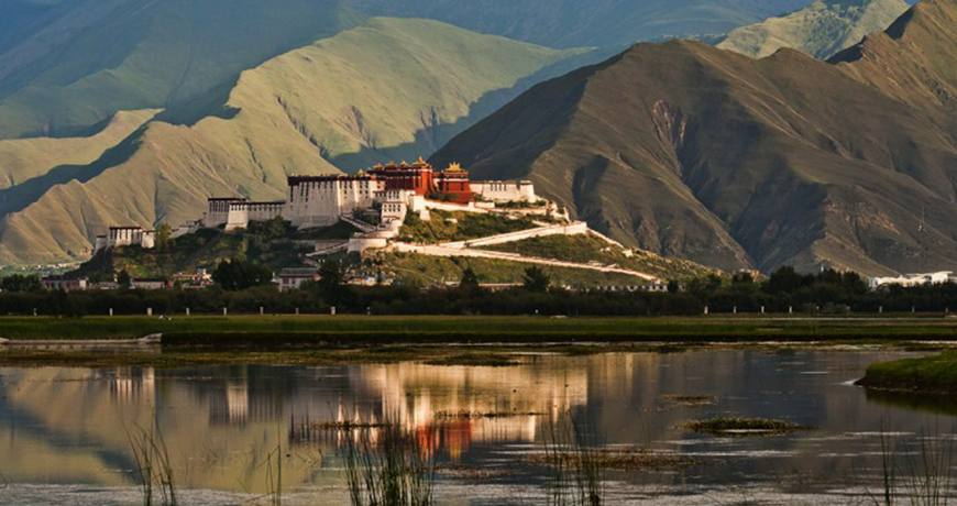 Tibet Shangri La Tour - 8 Days Tours