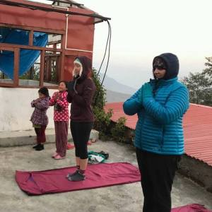6 days Nepal Yoga Tour Package