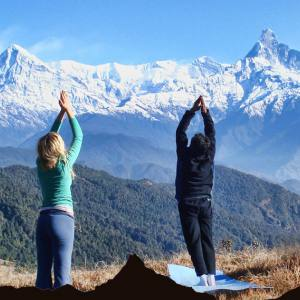 8 days Nepal Yoga Tour Package