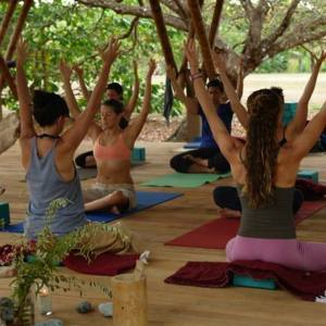 9 night 10 days  Yoga and meditation tour