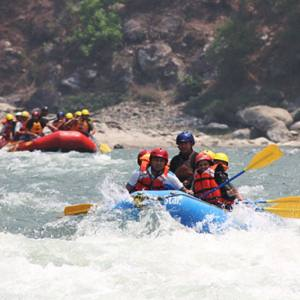 Day River Rafting Trip